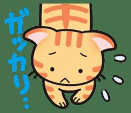 Combination cat sticker #1384536