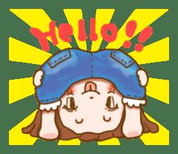 OTOME no JIJYO(Many aspects of a maiden) sticker #1384924