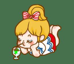 OTOME no JIJYO(Many aspects of a maiden) sticker #1384926