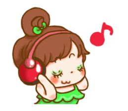 OTOME no JIJYO(Many aspects of a maiden) sticker #1384927