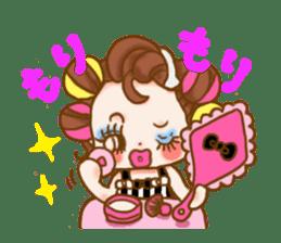 OTOME no JIJYO(Many aspects of a maiden) sticker #1384928