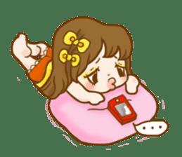 OTOME no JIJYO(Many aspects of a maiden) sticker #1384932