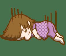 OTOME no JIJYO(Many aspects of a maiden) sticker #1384935