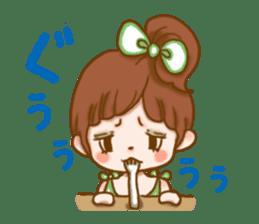 OTOME no JIJYO(Many aspects of a maiden) sticker #1384940