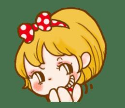 OTOME no JIJYO(Many aspects of a maiden) sticker #1384944