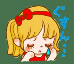 OTOME no JIJYO(Many aspects of a maiden) sticker #1384946