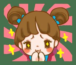 OTOME no JIJYO(Many aspects of a maiden) sticker #1384952