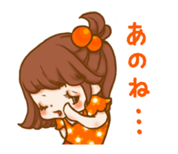 OTOME no JIJYO(Many aspects of a maiden) sticker #1384958