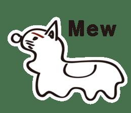 I Am a CAT sticker #1385082