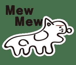 I Am a CAT sticker #1385083