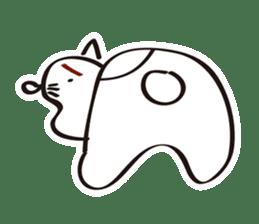 I Am a CAT sticker #1385086