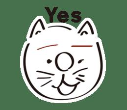 I Am a CAT sticker #1385093