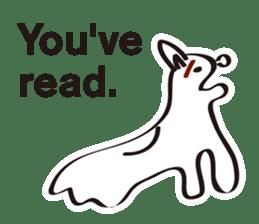 I Am a CAT sticker #1385094