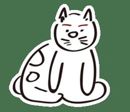 I Am a CAT sticker #1385098