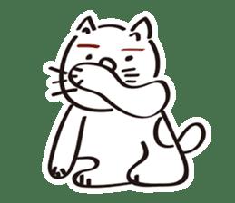 I Am a CAT sticker #1385099