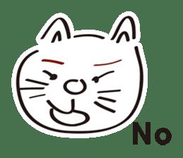 I Am a CAT sticker #1385102
