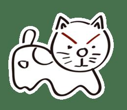 I Am a CAT sticker #1385103