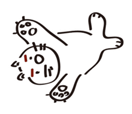 I Am a CAT sticker #1385106