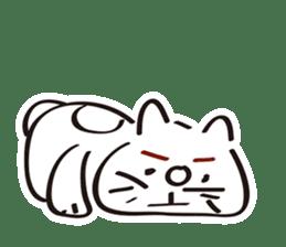 I Am a CAT sticker #1385107