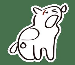 I Am a CAT sticker #1385108