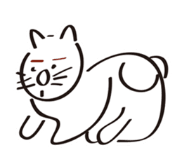 I Am a CAT sticker #1385109