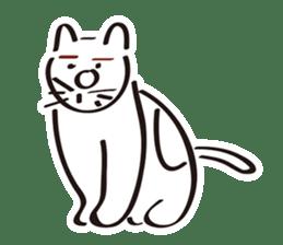 I Am a CAT sticker #1385112