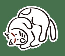 I Am a CAT sticker #1385115