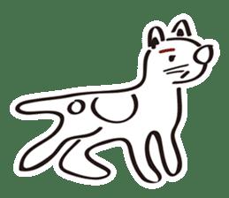 I Am a CAT sticker #1385117
