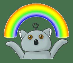 KOALA-CHAN sticker #1390562