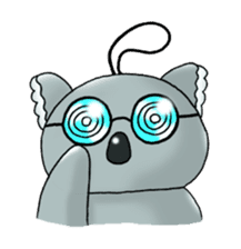 KOALA-CHAN sticker #1390563