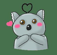 KOALA-CHAN sticker #1390564