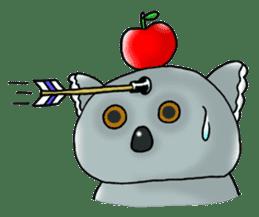 KOALA-CHAN sticker #1390565