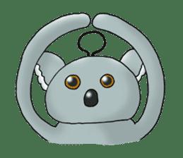 KOALA-CHAN sticker #1390566