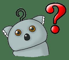 KOALA-CHAN sticker #1390568