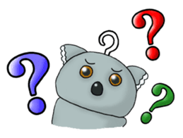 KOALA-CHAN sticker #1390569