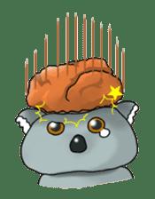 KOALA-CHAN sticker #1390570