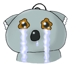 KOALA-CHAN sticker #1390573