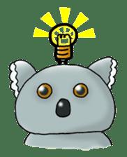 KOALA-CHAN sticker #1390574