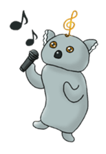 KOALA-CHAN sticker #1390579