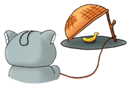 KOALA-CHAN sticker #1390581