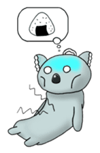 KOALA-CHAN sticker #1390582