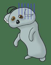 KOALA-CHAN sticker #1390583