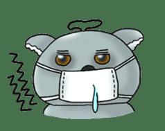 KOALA-CHAN sticker #1390584