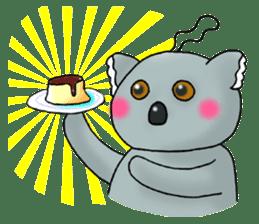 KOALA-CHAN sticker #1390589