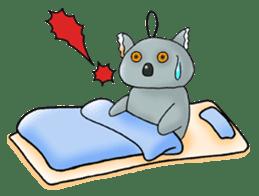 KOALA-CHAN sticker #1390591