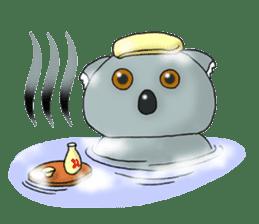 KOALA-CHAN sticker #1390593