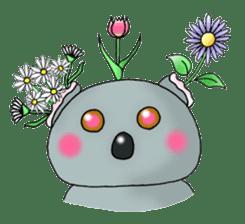 KOALA-CHAN sticker #1390594