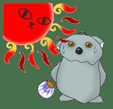 KOALA-CHAN sticker #1390595