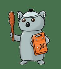 KOALA-CHAN sticker #1390598