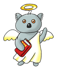 KOALA-CHAN sticker #1390600